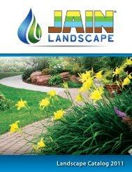Landscape Catalog 2011 - Jain Irrigation, Inc.