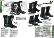 STIEFEL RACING STIEFEL TOURING