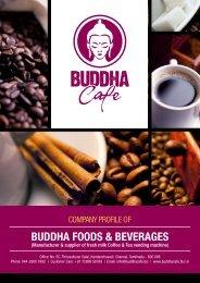 buddha foods & beverages - Buddha Cafe-Coffee Vending Machine ...
