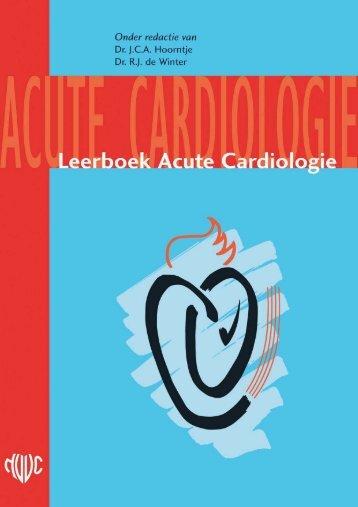 Leerboek Acute Cardiologie - EveryOneWeb