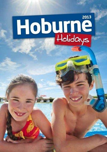 0844 288 2012 - Hoburn Holiday Parks