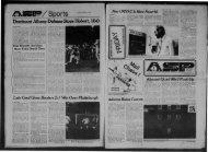 Albany Student Press 1979-09-21 - University at Albany Libraries