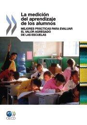 La medición del aprendizaje de los alumnos