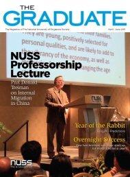 Year of the Rabbit Overnight Success - NUSS