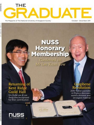NUss Honorary Membership