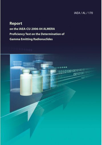 Report - NUCLEUS - IAEA