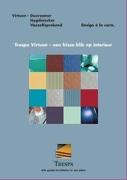 Trespa Virtuon – een frisse blik op interieur - Inter-Systems