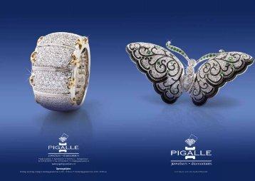 Brochure 2011-2012 - Pigalle Juweliers