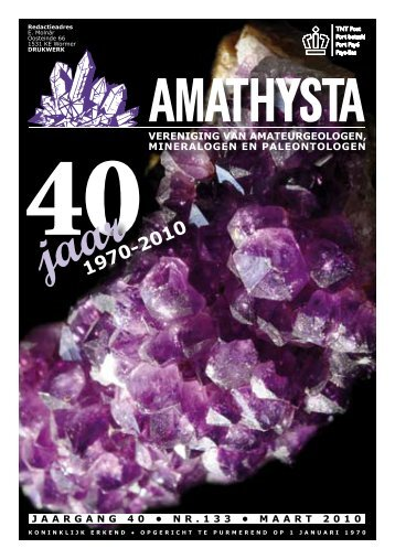 Clubblad 133 - Amathysta