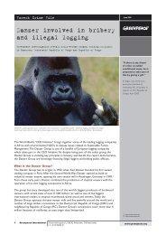 CF danzer engels kort.indd - World Rainforest Movement