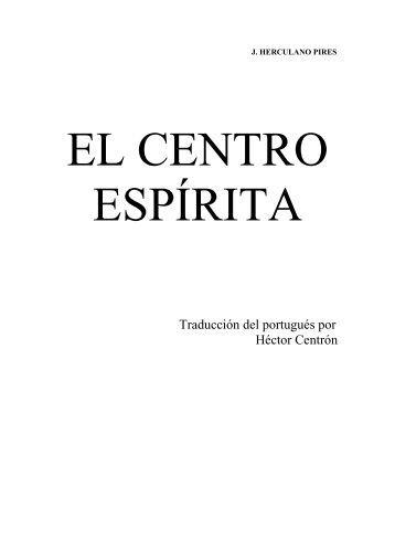 El centro espirita - Federación Espírita Española