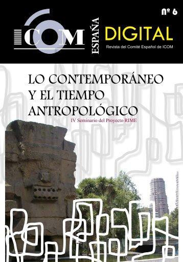 ICOM CE Digital 6 - Consejo Internacional de Museos