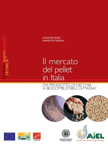 Il mercato del pellet in Italia - Pellet Gold