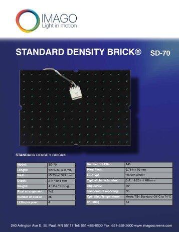 brick sd-70 - addco