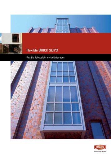 alsecco Flexible Brick Slips