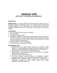 ENIROOF SPR