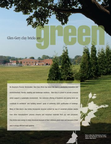 Glen Gery Regent Bricks Glen Gery Brick