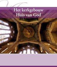 AHet kerkgebouw Huis van God - Bisdom Breda