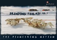 Branding toolkit vol 1 - Greenland