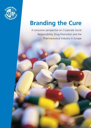 Branding the Cure - Report (English) - Consumers International