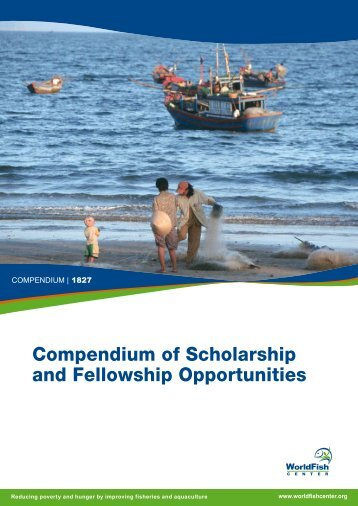 Compendium of Scholarship and Fellowship Opportunities - Congo ...