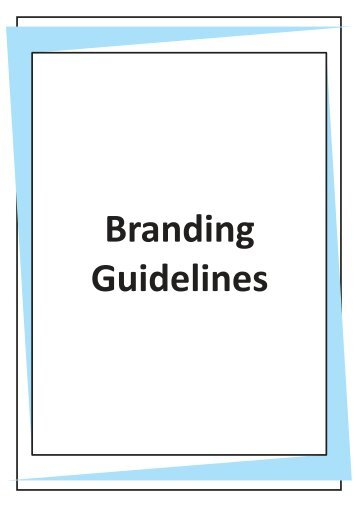 Branding Guidelines Book - Amrod