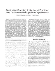 Destination Branding: Insights and Practices from ... - Pikslar