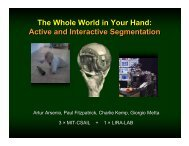 The Whole World in Your Hand: Active and Interactive Segmentation ...