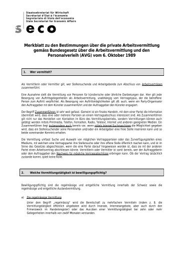 merkblatt private arbeitsvermittlung treffpunkt arbeit - Rentabilitatsvorschau Muster
