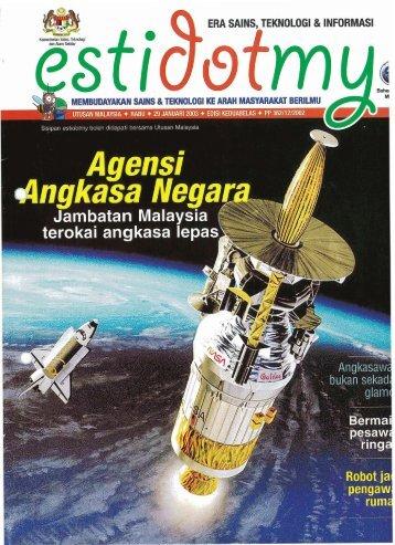 Agensi Angkasa Negara - Portal Rasmi Akademi Sains Malaysia