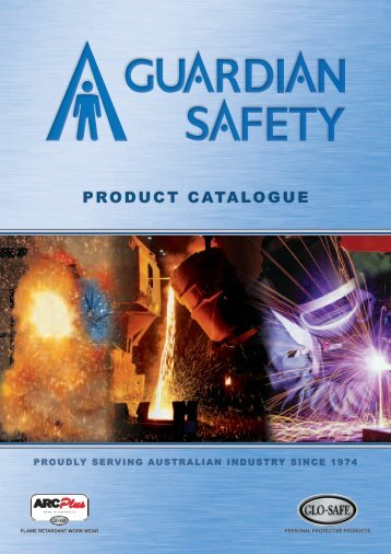 Guardian Safety Catalogue (Vol 1)