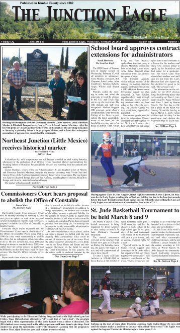 Pages 1-9 - Junction Eagle