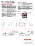 True 1080p One-Piece CMOS High Definition Camera. - Toshiba - Page 2