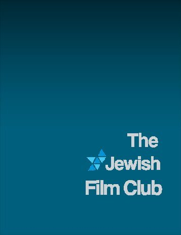 Press Kit - The Jewish Film Club