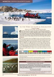download the brochure excerpt. - African Wildlife Safaris and Tours