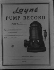 PUMP RECORD - Senate Judiciary Committee