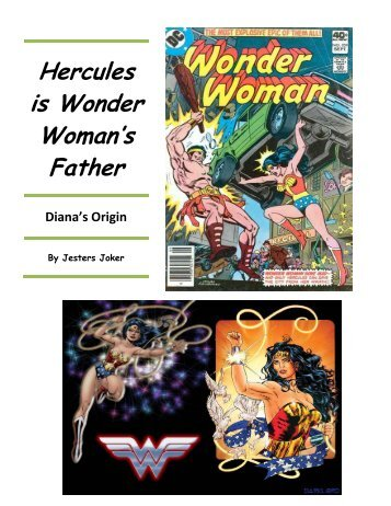 Hercules is Wonder Woman's Father - Home