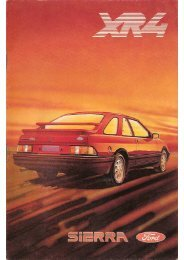 Manual_XR4 - Ford Sierra Net