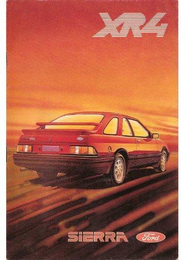 Manual_XR4 - Ford Sierra Net