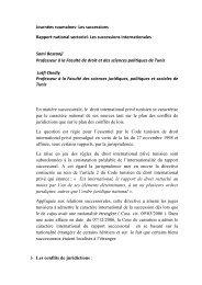 Tunisie (Bostanji et Chedly).pdf - Association Henri Capitant