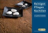 Pflegeanleitung herunterladen - TT Protectum GmbH