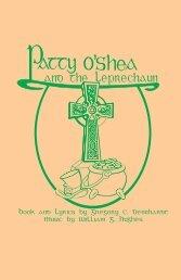Book and Lyrics by Gregory C. Dennhardt Music - Neverland Music ...