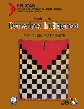 Derechos Indígenas Derechos Indígenas - Fondo Indígena