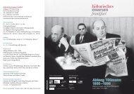 Abisag Tüllmann 1935 – 1996 - Historisches Museum Frankfurt ...