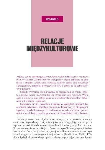 Różnice kulturowe - Gazeta.pl