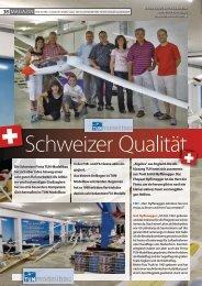 Bericht auf FMT-EXTRA RC-Segelflug 2008 - TUN modellbau