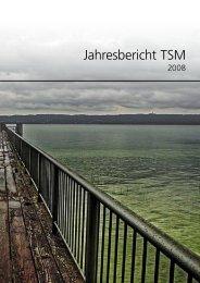Jahresbericht TSM - TSM Treuhand GmbH