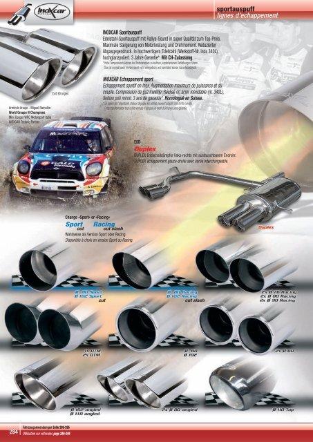 Auspuff Mittelschalldämpfer Peugeot 306 1.9 SD//TD//HDi