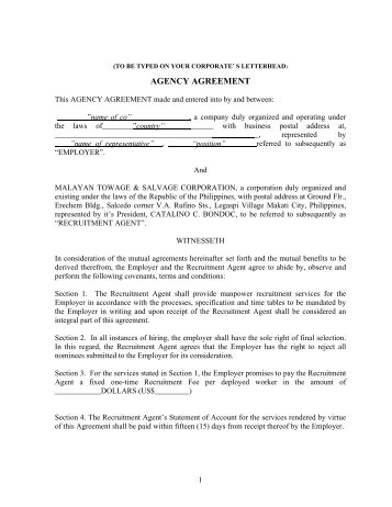 List Of Synonyms And Antonyms Of The Word Model Agency Agreement