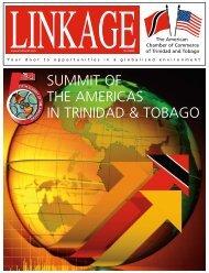 Summit of the AmericAS in trinidAd & tobAgo - The American ...